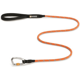 Ruffwear Knot-a-Leash Hondenriem, pumpkin orange